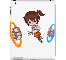 Chell iPad Case/Skin