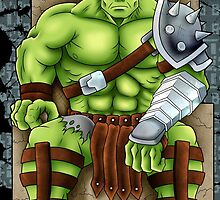 Planet Hulk by Rennis05
