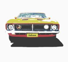 Ford Falcon Tshirt Kids Clothes