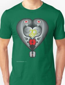 T-Shirt 39/85 (Relationships) by Hannes Ciatti T-Shirt