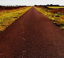 down the road by Kylie Moroney