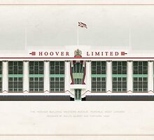 Hoover Building London by jripleyfagence