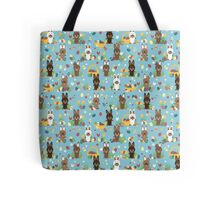 Easter bunnies Tote Bag