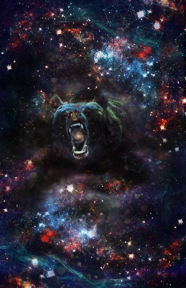Ursa Major (The Big Bear) by indigotribe