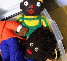 Golliwogs  by largo