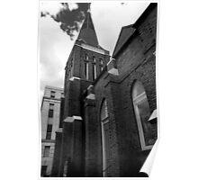 Second First Baptist Church Poster