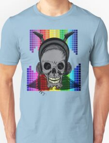 Skull, Guitars and Rock and Roll! T-Shirt