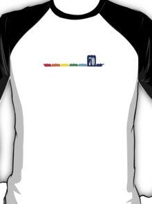 T-Shirt 70/85 (Finance) by Genevieve Hoey & Kirsten Gracie T-Shirt