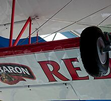 Red Baron by phil decocco