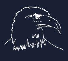 White Eagle Sketch Kids Tee