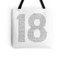 18 - One Direction [BLACK] Tote Bag