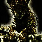 Low Res Leopard by Brandi Beddingfield