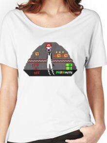 Mario-nette Women's Relaxed Fit T-Shirt