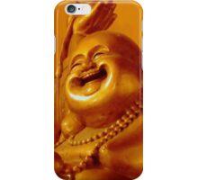 HAPPY BUDDHA!   ^ iPhone Case/Skin