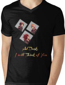At Dusk, I will Think of You Mens V-Neck T-Shirt