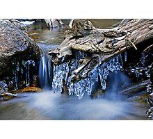 Cold Creek Photographic Print