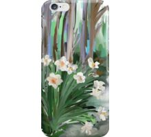 Narcissus in the Forest iPhone Case/Skin