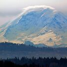 Mt. Rainier Upclose and Personal by Kat Miller