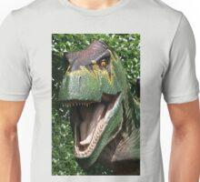 Dinosaur's yearbook photo Unisex T-Shirt