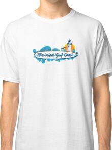 Gulf Coast - Mississippi. Classic T-Shirt