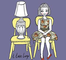 I Love Lamp by GretelGirl