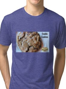 Enable Cookies Tri-blend T-Shirt