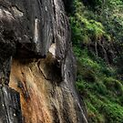 Cliff Face by TMphotography