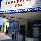Soulsville USA; Stax Records, Memphis, Tennessee by Alastair McKay