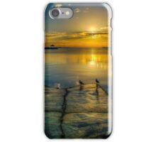 Wynnum at Sunrise iPhone Case/Skin