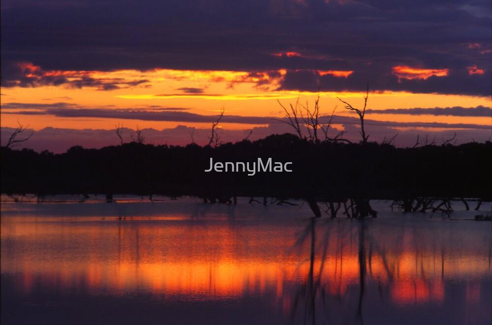 Menindee Magic 2  by JennyMac
