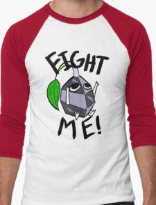 Fight me! (Rock Pikmin) Men's Baseball ¾ T-Shirt