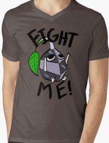 Fight me! (Rock Pikmin) Mens V-Neck T-Shirt