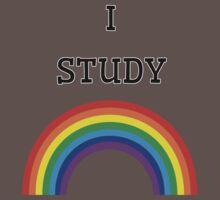 I Study Rainbows Kids Clothes