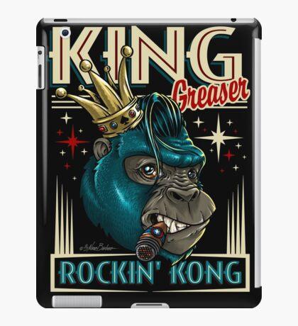 Rockin Kong  iPad Case/Skin
