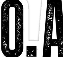 G.O.A.T Sticker