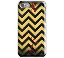 Welcome to the Black Lodge iPhone Case/Skin