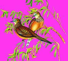 Peaceful Dove by marmur