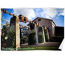 Brickworks Drive Shaft Poster