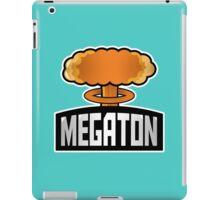 Megaton Explosion iPad Case/Skin