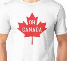 Oh Canada Leaf Unisex T-Shirt