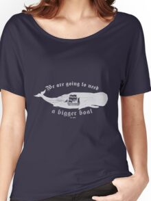 Moby Dick Women's Relaxed Fit T-Shirt