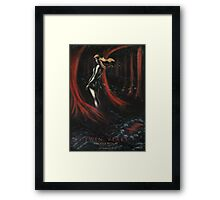 Into The Night - Twin Peaks Framed Print