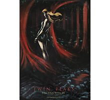 Into The Night - Twin Peaks Photographic Print