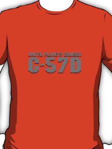United Planets Cruiser C-57D T-Shirt