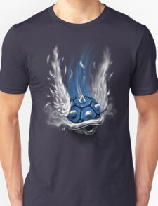 Blue Shell Attack Unisex T-Shirt