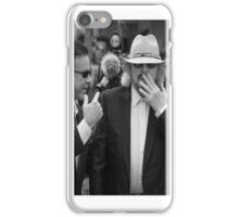 Barry Gibb at Redcliffe 2013 iPhone Case/Skin