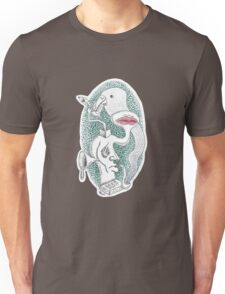 smoking my pipe meddles with my inspiration  Unisex T-Shirt