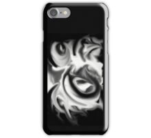 black cloud iPhone Case/Skin