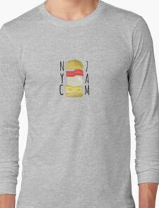 NYC 7:00 AM Long Sleeve T-Shirt