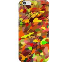 The Colour of Autumn iPhone Case/Skin